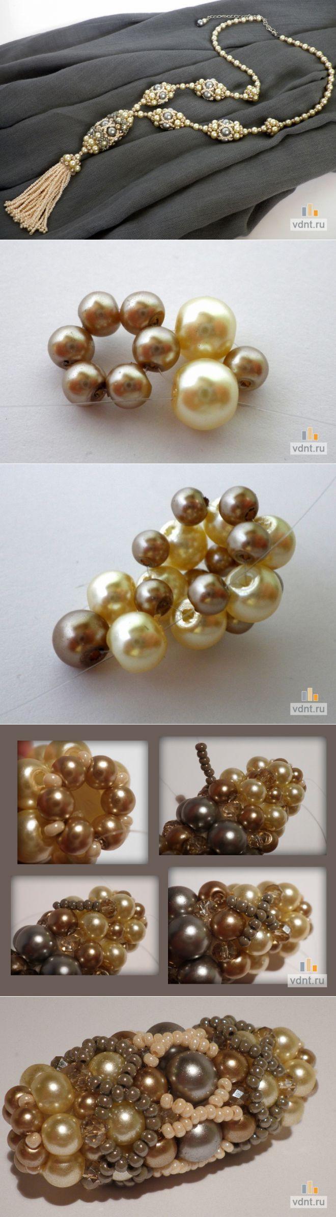 Kette aus Beads