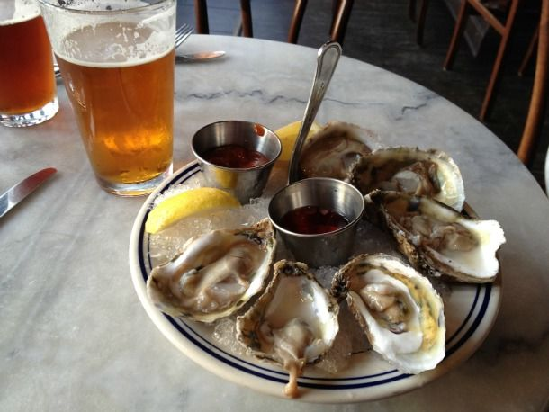 What Do You Like to Drink With Oysters? | Serious Eats: Drinks