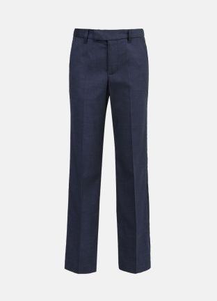Темно-синие брюки для мальчиков за 1799р.- от OSTIN