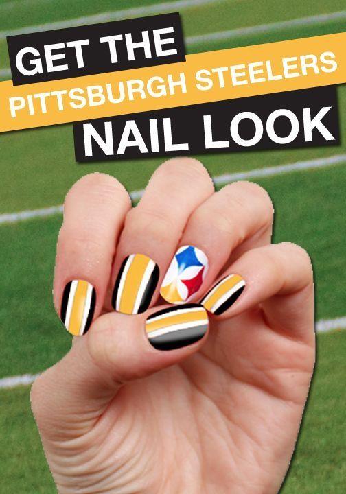 sports nail art ideas