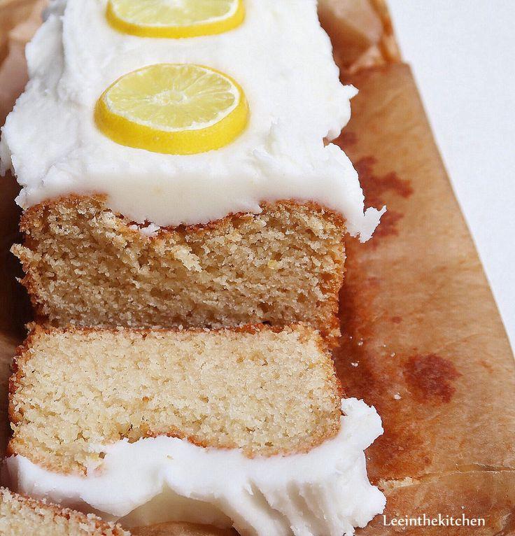 Vegan Lemon Cake * Zitronenkuchen | Leeinthekitchen