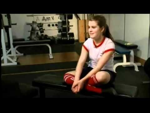 Abbey Watson = Awesome | 13 Year Old Teen Stunning Weightlifting Records