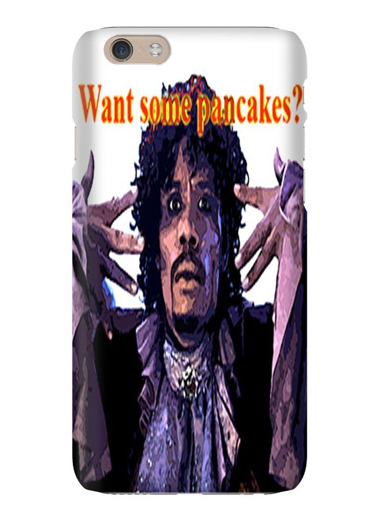 Dave Chappelle Prince Pancakes Phone Case
