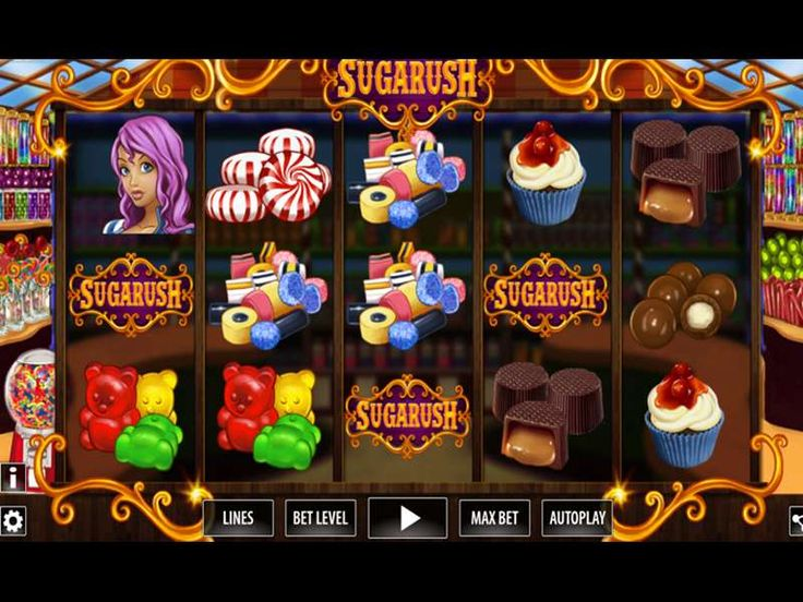 The Sugarush HD slot machine game was released by World Match gaming company, and as well as to the players accustomed, this is another thematic slot. They were inspired by the most favourite and most widespread addiction in the entire world – the sweets. The graphics and the sound effects are carefully made just to complete that tasty feeling during the game. http://free-slots-no-download.com/worldmatch/5557-sugarush-hd/