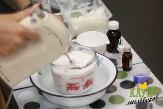 Клуб мыловаров: Нежный мусс для умывания