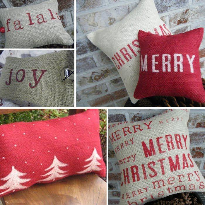 Christmas pillows 150 best Merry u0026 Bright