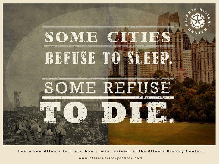 Atlanta History through great ads!