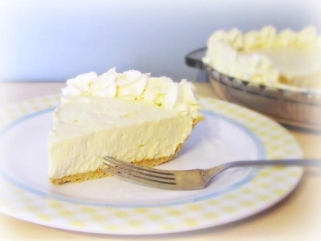 lemon ice box pie | Desserts & Snacks | Pinterest