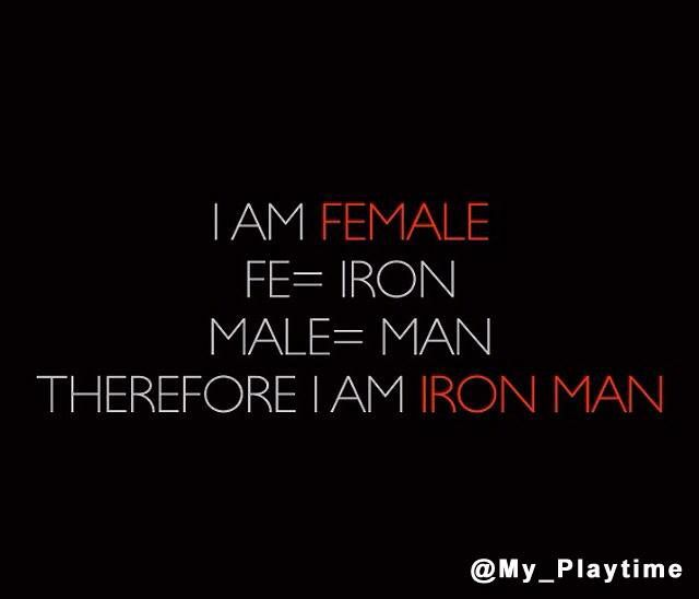 what is a true man