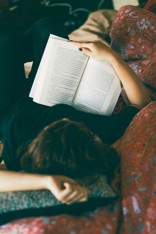 """""""Reading is the sole means by which we slip, involuntarily, often helplessly, into another's skin, another's voice, another's soul."""" ~Joyce Carol Oates"""