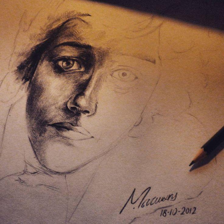 #sketch #facesketch #fastsketching #inprogress #pencil #instadraw #signature #blackandwhite #instasketch
