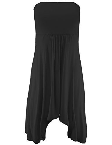 New Trending Formal Dresses: Handkerchief Hem Tube Short Midi Dress Black S Size. Handkerchief Hem Tube Short Midi Dress Black S Size  Special Offer: $17.95  311 Reviews ★ Ladies' Code is the place you go for stylish, trendy, unique, wide range of one-of-a-kind items for affordable price. Our mission is to show you that you can look gorgeous and experiment...