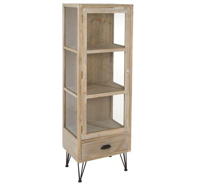 M s de 25 ideas incre bles sobre muebles estilo industrial for Vitrina estilo industrial