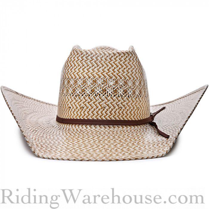 66a94dbb American Hat Co 20X 5525 Tri Color Straw Cowboy Hat   men   Cowboy ...
