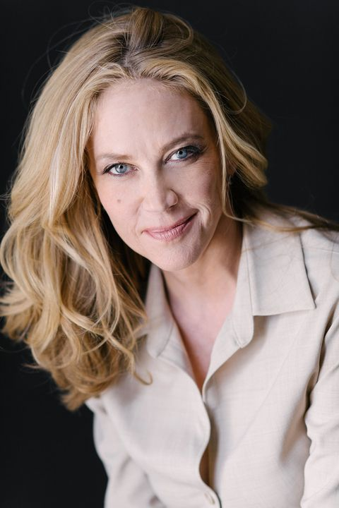 Ally Walker from Longmire