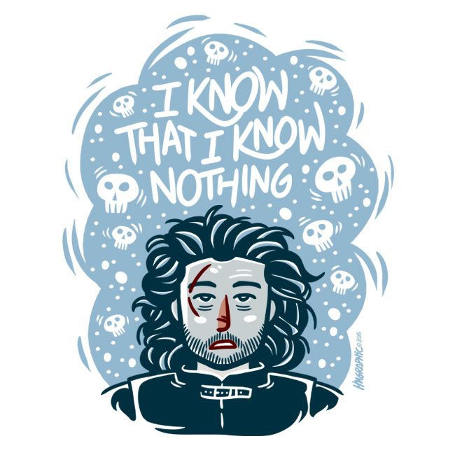 Jhon Snow by Hu Graphic