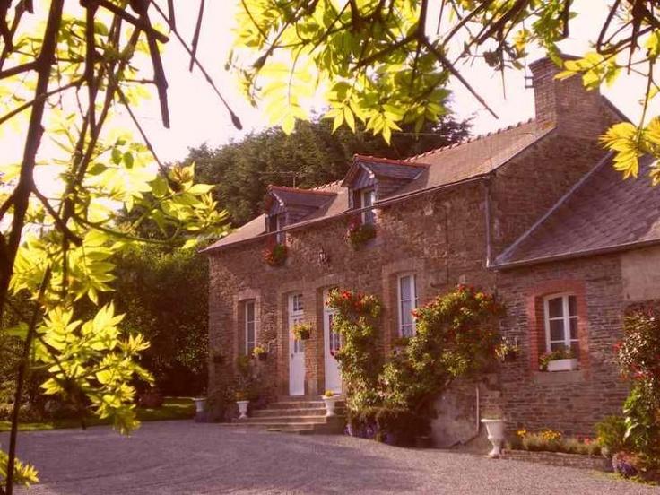 Bed and breakfast Dol-de-Bretagne (France)