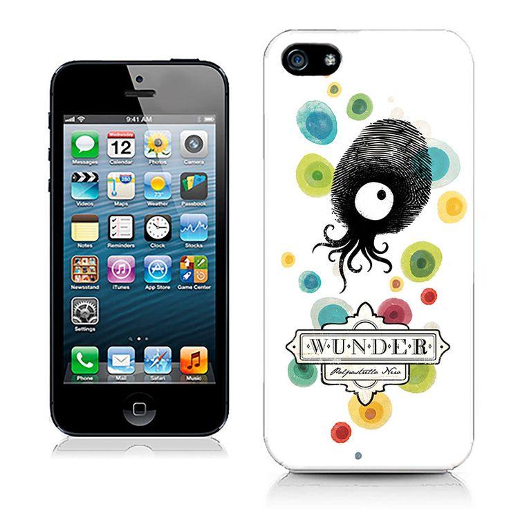 Libellulart - Polpastrello nero -Cover IPhone 4/5 - 25€ Cover Ipad - 39€