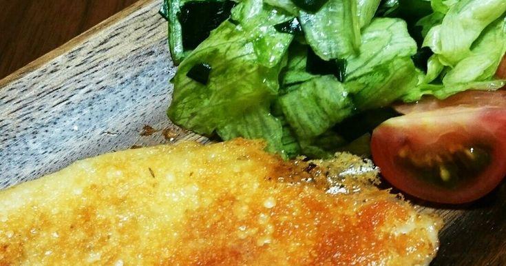 節約!でも特別な日のメイン料理に見える! ささみで簡単、カリッと美味しいチーズ焼き。