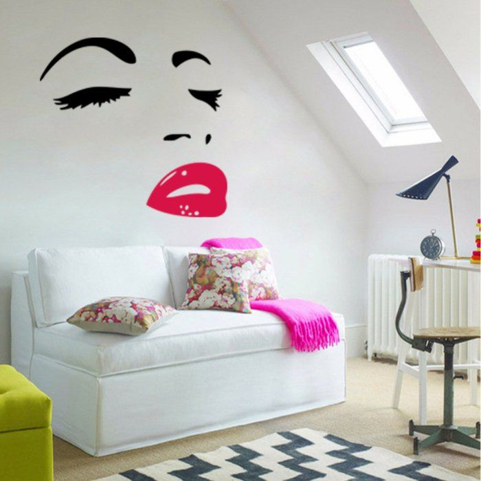 79 best Wohnung Deko images on Pinterest Diy decoration - wohnzimmer deko pink