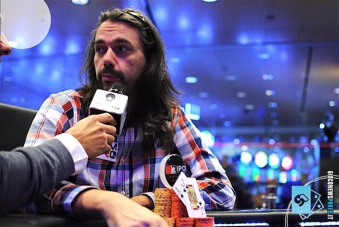 Roby Begni, il bilancio di Las Vegas, la sua crescita e gli obiettivi futuri a tutto poker