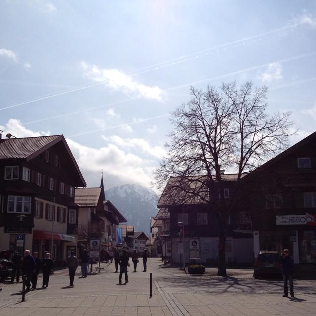 Oberstdorf im Allgäu