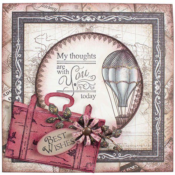Heartfelt Creations - Celebrate The Journey - Card Kit
