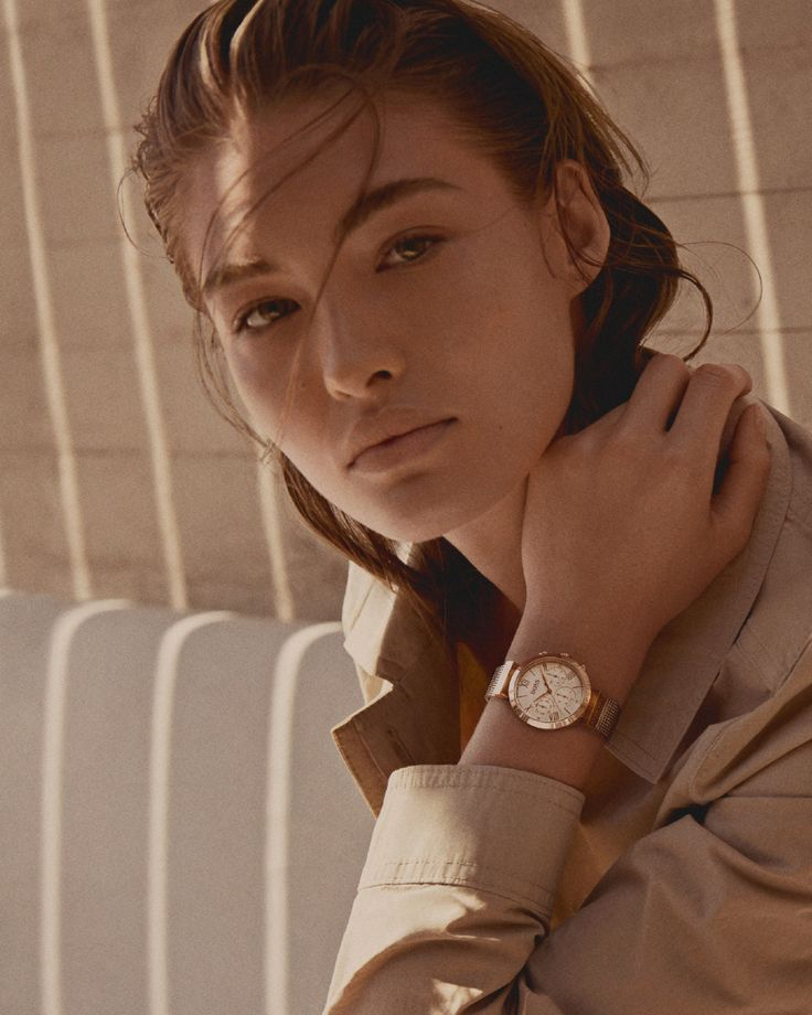 Right place, right time: ready for a #SummerOfEase with BOSS watches