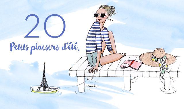 plaisir-été-paris - Insolite - My Little Paris