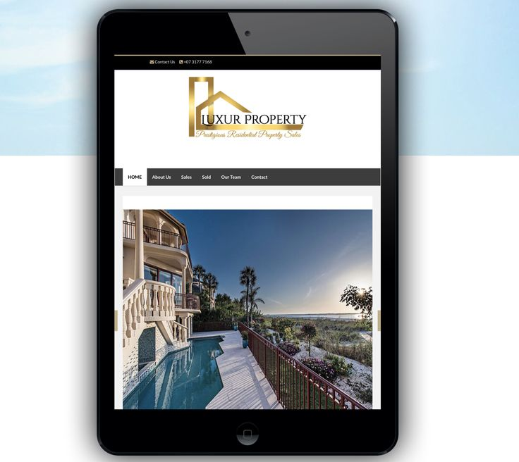 Responsive Website Design -  GET over $120+ OFF a Website Design.  Latest Real Estate Agency Website, designed by Write Marketing Corp. We offer feature rich packages from just $799, everything you'd need to get started online & all packages come with FREE bonuses.  When you sign up to our Newsletter you get a 15% discount giving you over $120+ OFF your website order plus all the usual FREE bonuses our packages come with. To see the website presented here live go to, http://luxurproperty.com