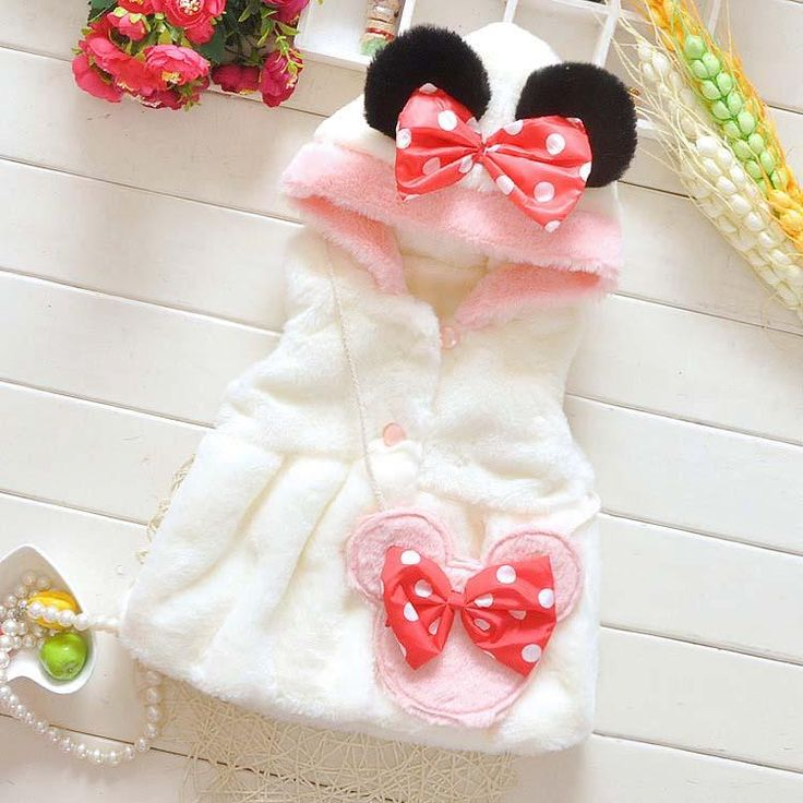 Minnie Waistcoat For Kids Warm Vests Girls Tops Children Waistcoat Girls Coat 2015 Autumn Coat Girl Dress Child Clothes Baby Clothing C13978 Boys Waistcoat Sets Waistcoat For Children From Ciao, $40.79| Dhgate.Com