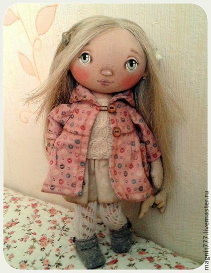 Вивьен - ангел,тыквоголовая кукла,тыквоголовка,подарок девушке,подарок на любой случай