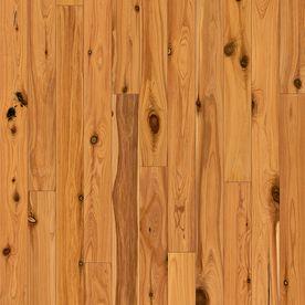 Natural Floors by USFloors�Exotic 3.56-in W Prefinished Australian Cypress Locking Hardwood Flooring (Natural)