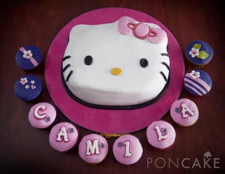 10 best cupcake hello kitty images on Pinterest