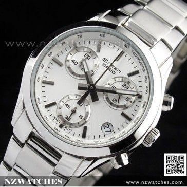 BUY Casio Sheen Chornograph Ladies Watch SHN-5000BP-7A, SHN5000BP - Buy Watches Online   CASIO NZ Watches