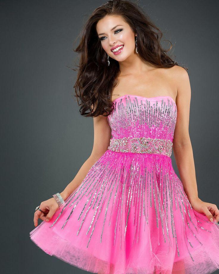 Hermosa Vestido De Fiesta Tiffany Red Modelo - Ideas de Vestido para ...