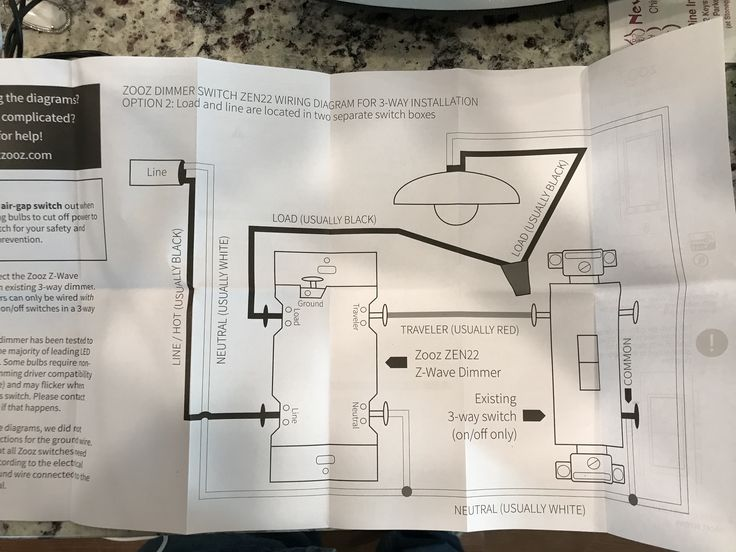 New Ge Dimmer Switch Wiring Diagram