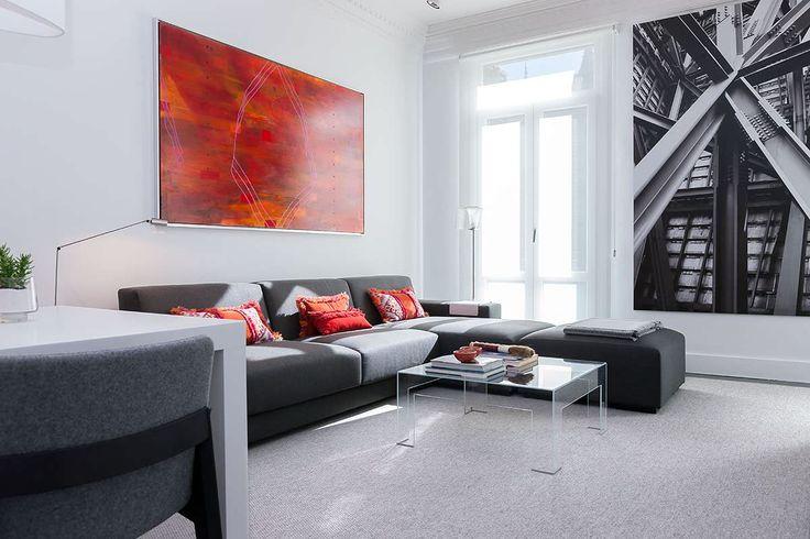 Apartment in Bilbao by Silvia Reguera Interiorismo