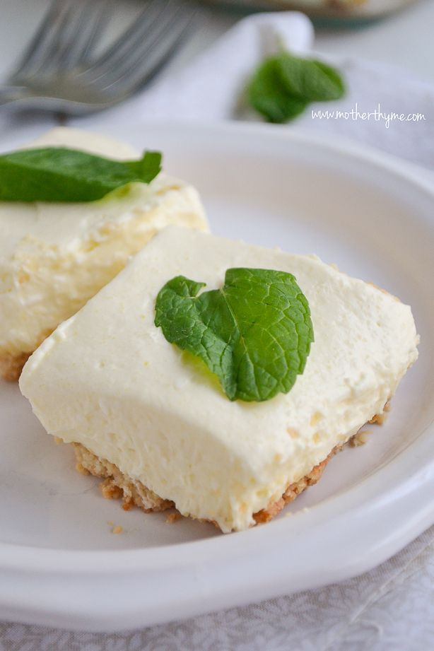 Low Carb Lemon Cheesecake | Recipe | Mothers, Desserts and Lemon cheesecake