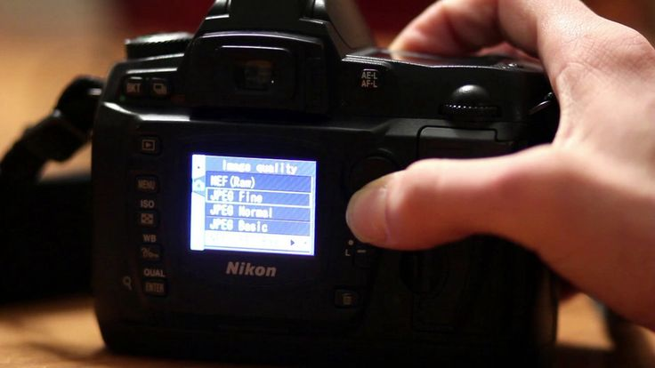I just gave my sister my trusty Nikon D70 after upgrading to a 5D mark ii and made this video tutorial for her to reference whenever she needed some guidance. …
