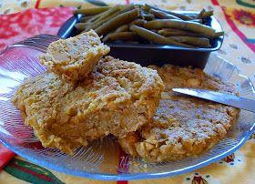 Ma Cuisine Végétalienne: Steaks de pois chiches aux flocons d'avoine (Vegan)