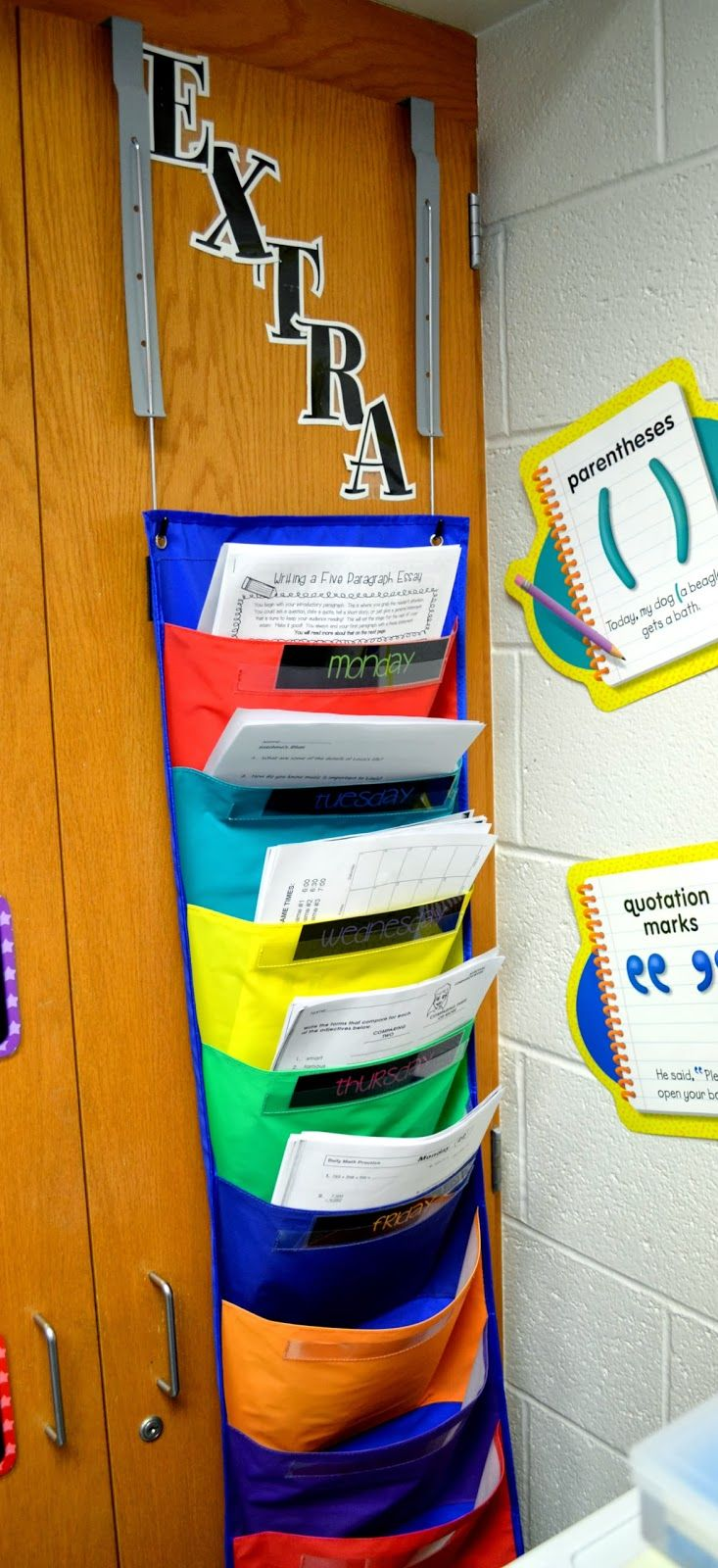 Common Core and So Much More: Time to Reorganize: Tips From Two Teachers