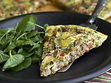 Recipe: Vegetable Tortilla from Murcia Recipe via Food Network