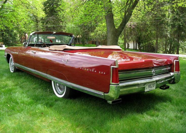 1964 Buick Electra Convertible