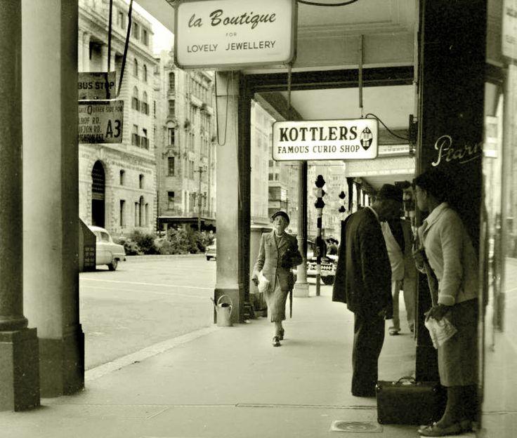 Cape Town 1950's
