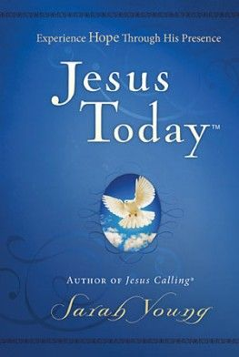 By author Sarah Young, Jesus Calling