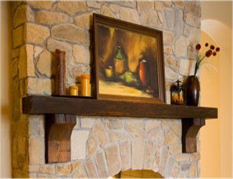 fireplace slim shelf mantel dream home pinterest