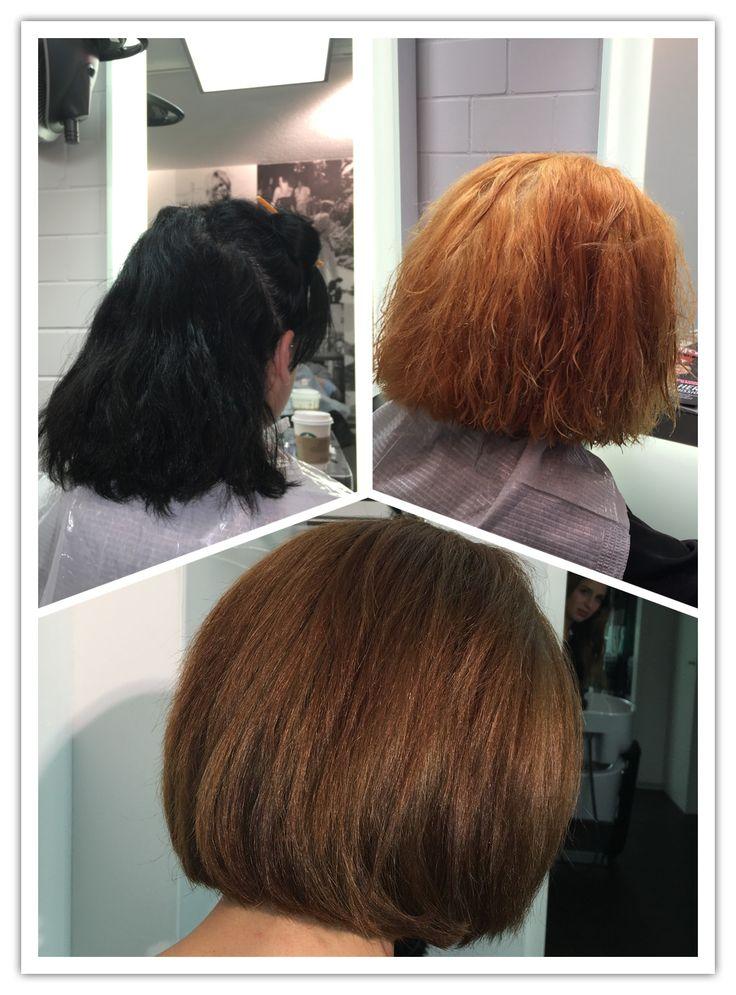 Endlich wieder hellere Haare mit Oolaboo Green blondierung Olaplex illumina von Wella und Oolaboo Luxury Haircare