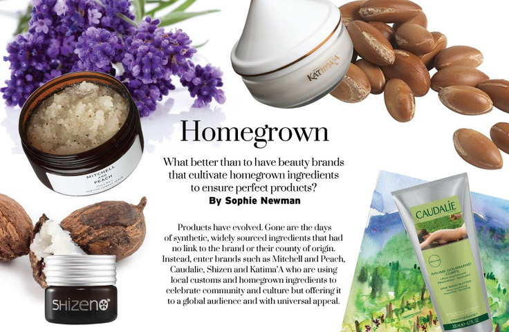 The Magic of Homegrown ingredients by MyBeautyEmporium - Cosmetic is about values and ethics now - April is the perfect time to celebrate Katima'A's heart. Since 2000, we have actively contributed to enhance and promote Argan oil and its wonderful Berber guardians...Discover more on www.mybeautyemporium.com