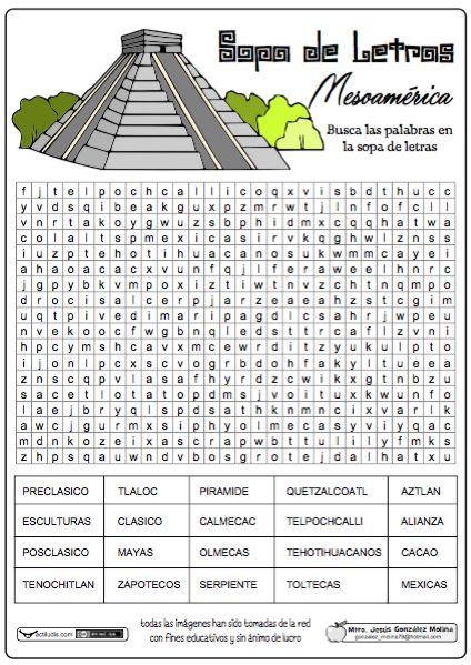 Mesoamérica                                                                                                                                                                                 Más